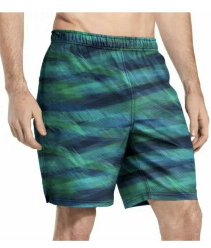 mens tech volley swimsuit trunks small
