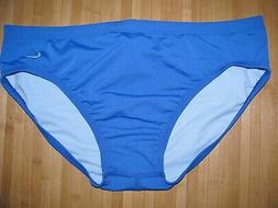 NIKE Swimsuit SWIM SUIT Brief Size 38 Polyester RACING Solid